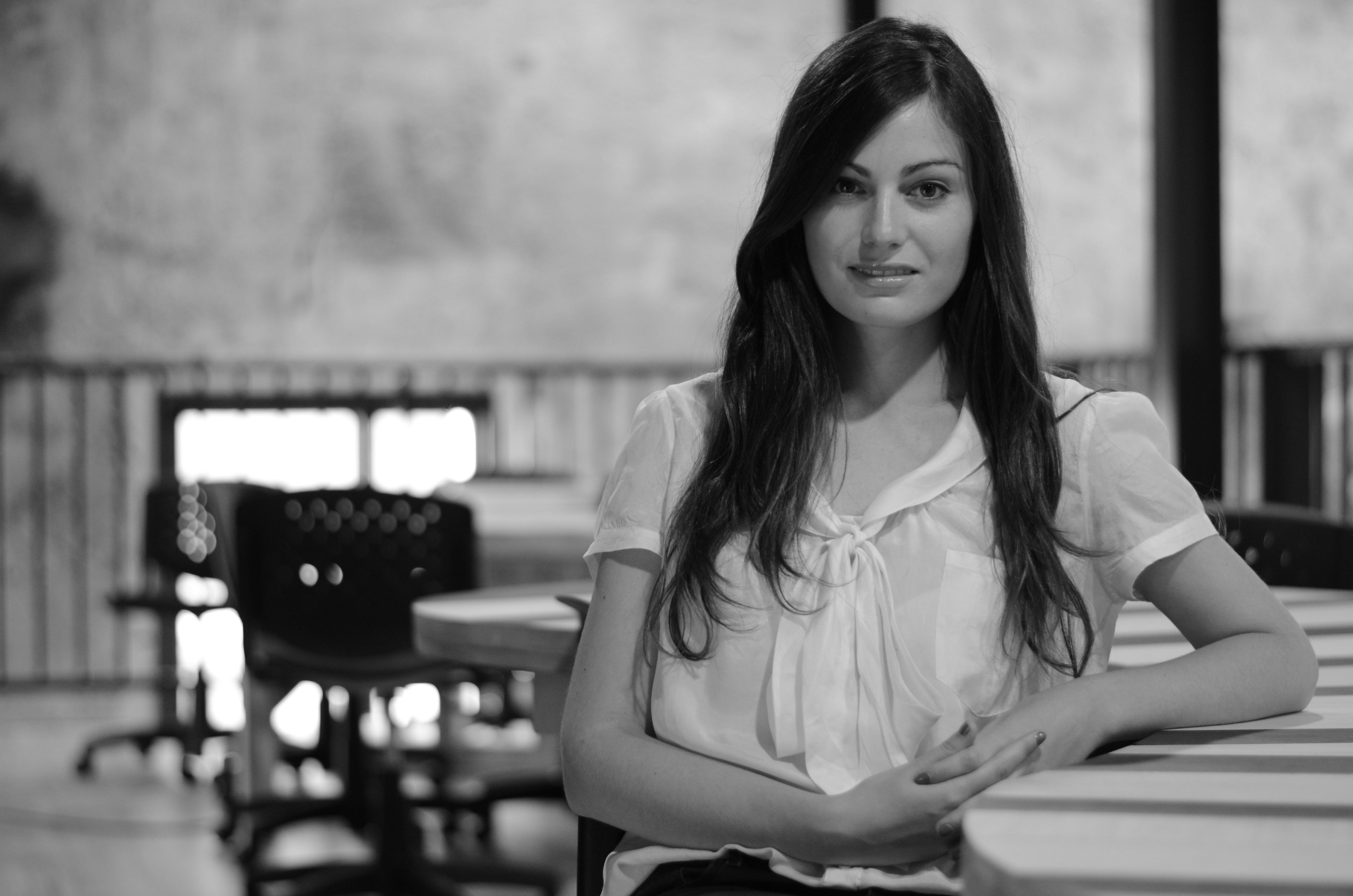Iris Sanmartín, creadora de FormalDocs