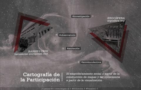 Cartografía de la participación