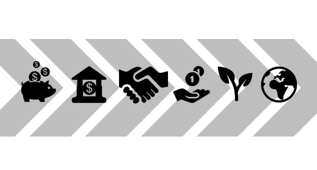 Resultado de imagen de banca tradicional vs banca etica