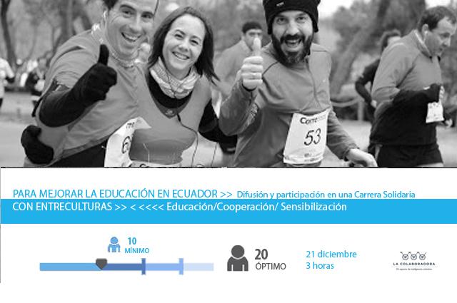 Reto Social La Colaboradora 3 Carrera solidaria copia