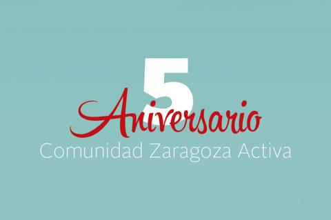 V Aniversario de Zaragoza Activa