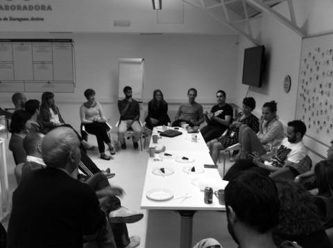 La Colaboradora sirve como ejemplo para formar un espacio de co-working en Barcelona