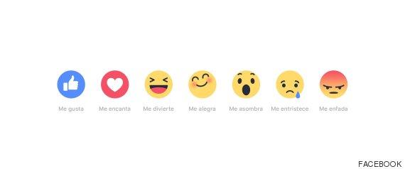 Caras Facebook, Me encanta, Me emociona...