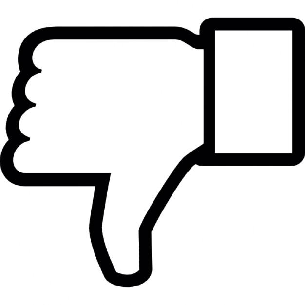 Facebook no me gustas