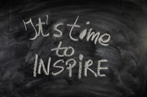 its time to inspire