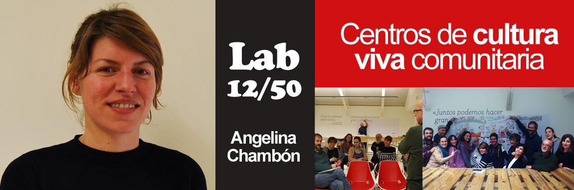 Angelina Chambon en Lab