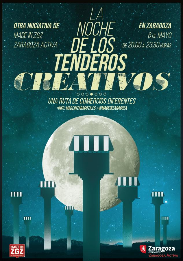 NOCHE TENDEROS CREATIVOS