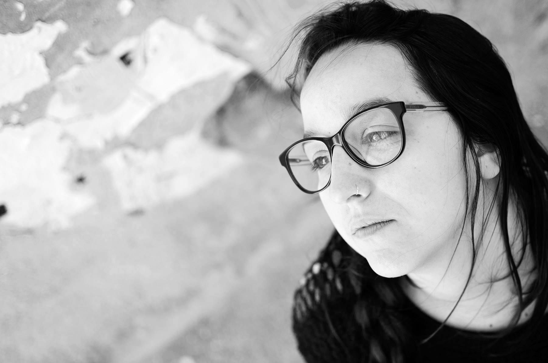 María Romero, miembro de La Colaboradora