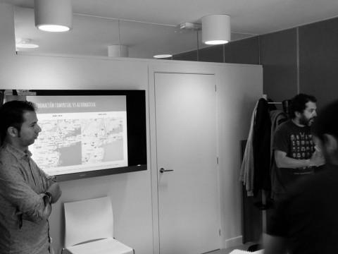 Sesión 1 Mapping party #Zaccesibilidad: presentación.