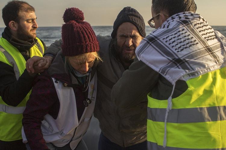 Refugiados María T. Solanot