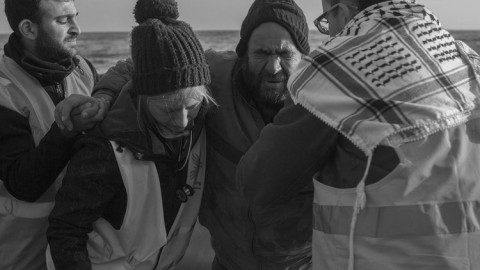 """La sociedad civil """"da el callo"""" por los refugiados sirios"""