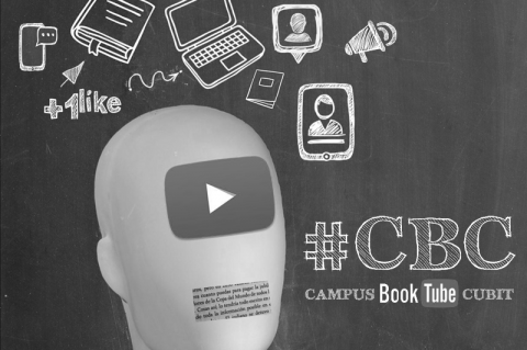 Campus Booktuber Cubit