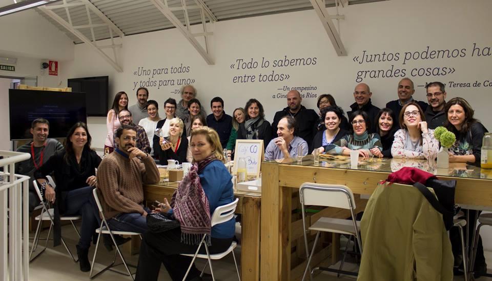 Foto de grupo CaféCO