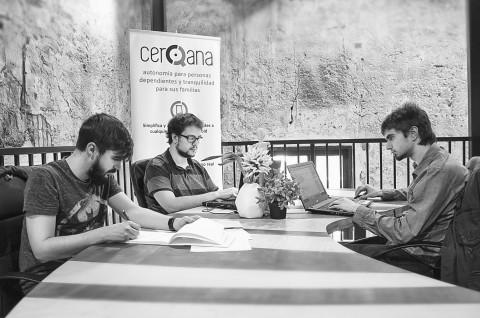 #ComunidadZAC | Carlos Vicente (Cerqana)