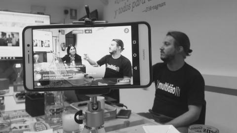 #CaféCO | Rodrigo Savazoni: Entusiasmo por la cultura de la colaboración