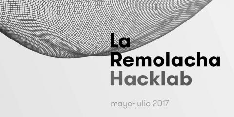 Lanzamos La Remolacha HackLab con 25 talleres para todos los públicos