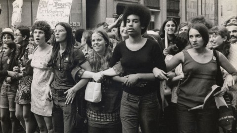 Tejiendo redes desde el feminismo