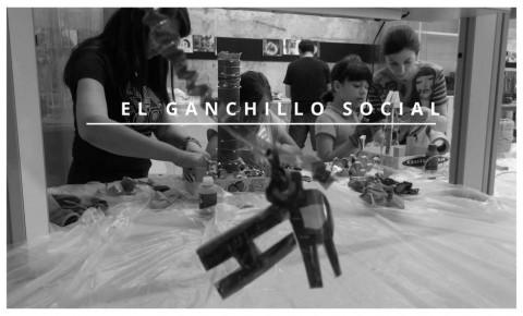 Ganchillo Social: Reapropiarnos de la calle