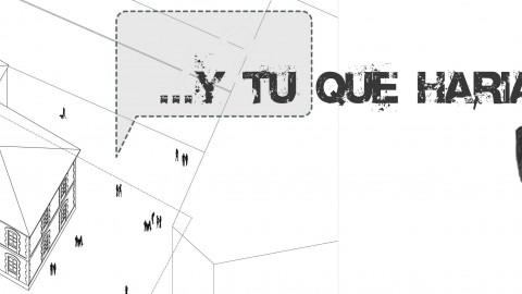 """""""El parque colaborativo"""". Jornadas participativas, un papel en blanco."""