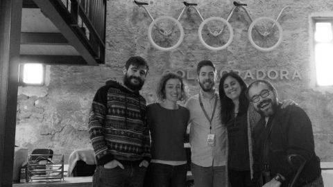 La Colaboradora cumple 5 años de sinergias, proyectos e ilusión
