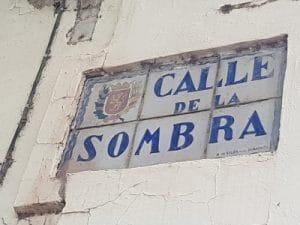 Calle de la Sombra