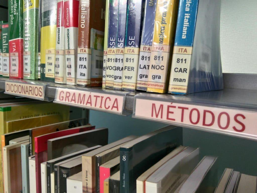 Materiales para aprender una nueva lengua