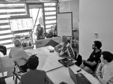 Resumen del primer semestre del V Curso de Mapeado Colaborativo