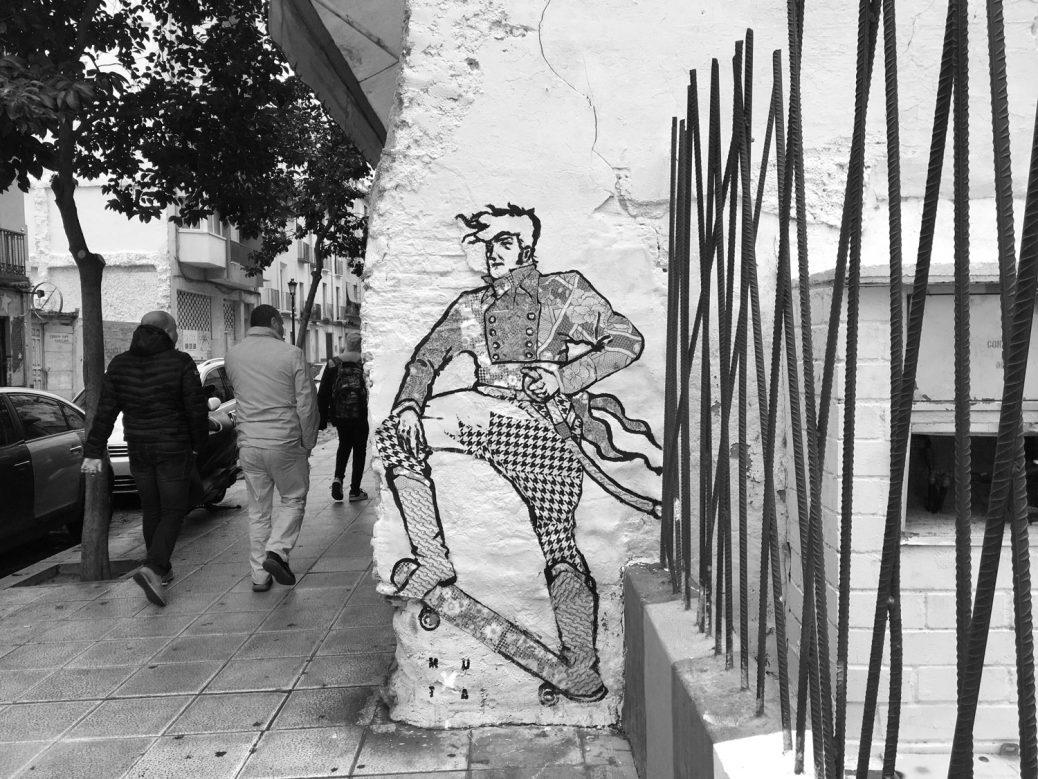 Arte urbano transformador. streetart, graffiti, Activismo