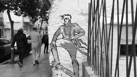Un Palafox activista en el espacio urbano