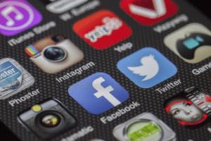 redes sociales visibilidad